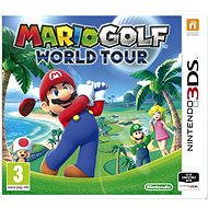 Nintendo 3DS - Mario Golf: World Tour - Hra pre konzolu