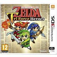 Nintendo 3DS - The Legend of Zelda: Tri Force Heroes - Hra pre konzolu