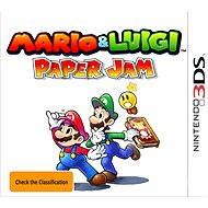 Mario & Luigi: Paper Jam Bros – Nintendo 3DS - Hra na konzolu