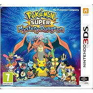 Pokémon Super Mystery Dungeon – Nintendo 3DS - Hra na konzolu