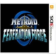 Nintendo 3DS – Metroid Prime: Federation Force - Hra pre konzolu