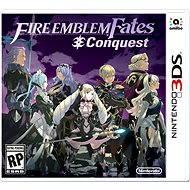 Fire Emblem Fates: Conquest - Nintendo 3DS - Hra na konzolu