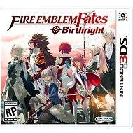 Nintendo 3DS – Fire Emblem Fates: Birthright - Hra na konzolu