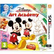 Nintendo 3DS – Disney Art Academy - Hra pre konzolu