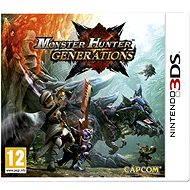 Monster Hunter Generations - Nintendo 3DS - Hra na konzolu