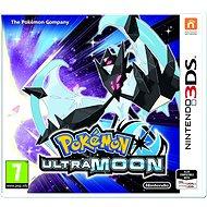 Pokémon Ultra Moon - Nintendo 3DS - Hra na konzolu