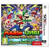 Mario & Luigi: Superstar Saga + Bowser's Minions – Nintendo 3DS - Hra pre konzolu
