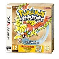 Pokémon Gold DCC – Nintendo 3DS - Hra na konzolu