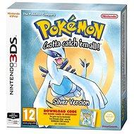 Pokémon Silver DCC - Nintendo 3DS - Hra na konzolu
