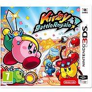 Kirby Battle Royale – Nintendo 3DS - Hra na konzolu