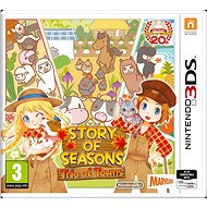 Story of Seasons: Trio of Towns – Nintendo 3DS - Hra pre konzolu
