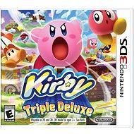Kirby Triple Deluxe - Nintendo 3DS - Hra na konzolu