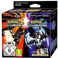 Pokémon Ultra Sun/Ultra Moon Dual Pack – Nintendo 3DS