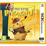 Detective Pikachu – Nintendo 3DS - Hra na konzolu