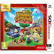 Animal Crossing New Leaf – Welcome amiibo – Nintendo 3DS - Hra na konzolu