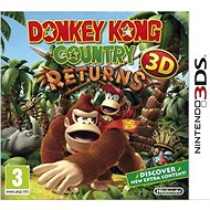 Donkey Kong Country Returns Select - Nintendo 3DS - Hra na konzolu