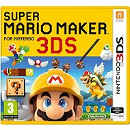 Super Mario Maker Select – Nintendo 3DS - Hra na konzolu