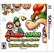 Mario & Luigi: Bowser's Inside Story + Bowser Jrs Journey – Nintendo 3DS - Hra na konzolu