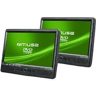 MUSE M-1095CVB - Prenosný DVD prehrávač