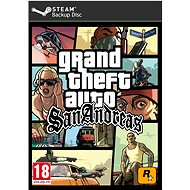 Grand Theft Auto: San Andreas - Hra na PC