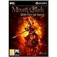 Mount & Blade: With Fire and Sword - Hra na PC