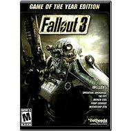 Fallout 3 Game of the Year Edition - Hra na PC