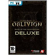 The Elder Scrolls IV: Oblivion Game of the Year Edition Deluxe - Hra na PC