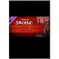 Total War: Shogun 2 – Saints and Heroes Unit Pack - Herný doplnok