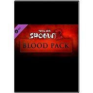 Total War: Shogun 2 – Blood Pack - Herný doplnok