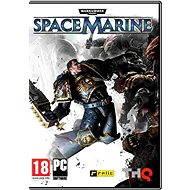 Warhammer 40000: Space Marine – Golden Relic Chainsword - Herný doplnok