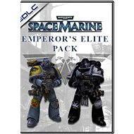 Warhammer 40000: Space Marine – Emperors Elite Pack - Herný doplnok