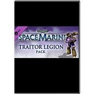 Warhammer 40000: Space Marine – Traitor Legions Pack - Herný doplnok