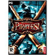 Sid Meier's Pirates! - Hra na PC