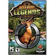 Deer Hunt Legends - Hra na PC