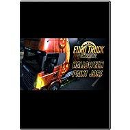Euro Truck Simulator 2 – Halloween Paint Jobs - Herný doplnok