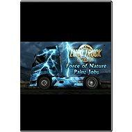 Euro Truck Simulator 2 – Force of Nature Paint Jobs Pack - Herný doplnok