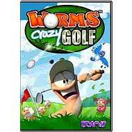 Worms Crazy Golf - Hra na PC