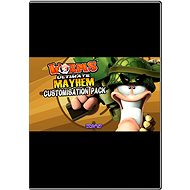 Worms Ultimate Mayhem - Customization Pack DLC - Herný doplnok