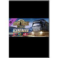 Euro Truck Simulator 2 – Scandinavia - Herný doplnok