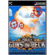 All Guns On Deck (PC) - Hra na PC