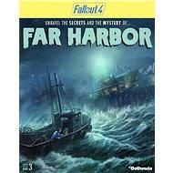 Fallout 4: Far Harbor DLC (PC DIGITAL) - Herný doplnok