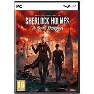 Sherlock Holmes: The Devil's Daughter DIGITAL - Hra na PC