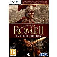 Total War: ROME II – Emperor Edition (PC) DIGITAL - Hra na PC