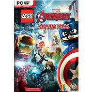 LEGO MARVEL's Avengers – Sezónna permanentka (PC) DIGITAL - Herný doplnok