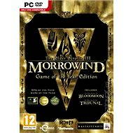 The Elder Scrolls III: Morrowind Game of the Year Edition Steam (PC) DIGITAL - Hra na PC