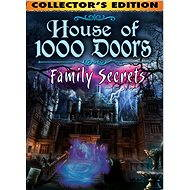 House of 1000 Doors: Family Secrets Collector's Edition (PC) DIGITAL - Hra na PC
