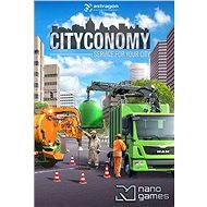 CITYCONOMY: Service for your City (PC) DIGITAL - Hra na PC