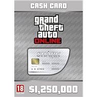 Grand Theft Auto V Great White Shark Card (PC) DIGITAL - Herný doplnok