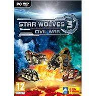 Star Wolves 3: Civil War (PC) DIGITAL - Hra na PC
