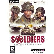 Soldiers: Heroes of World War II (PC) DIGITAL - Hra na PC